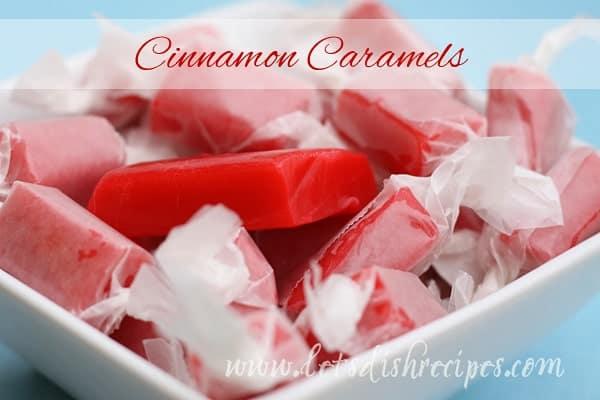 CinnamonCaramels