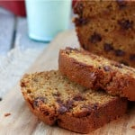 Great Harvest Pumpkin Chocolate Chip Bread (Copycat Recipe)