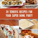 20 Terrific Recipes for Your Super Bowl Party