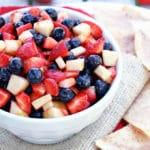 Festive Fruit Salsa