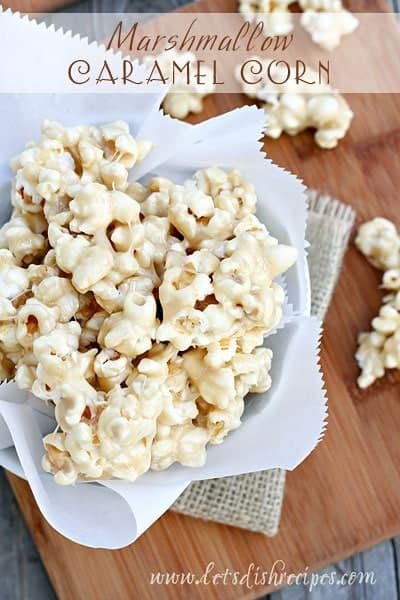Marshmallow-Caramel-Corn