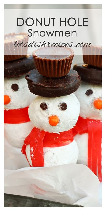 donut-hole-snowmen