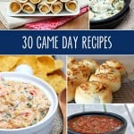 Thirty Game Day Recipes
