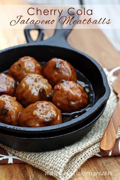Cherry-Cola-Jalapeno-Meatballs