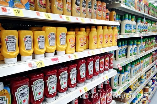 Heinz In Store