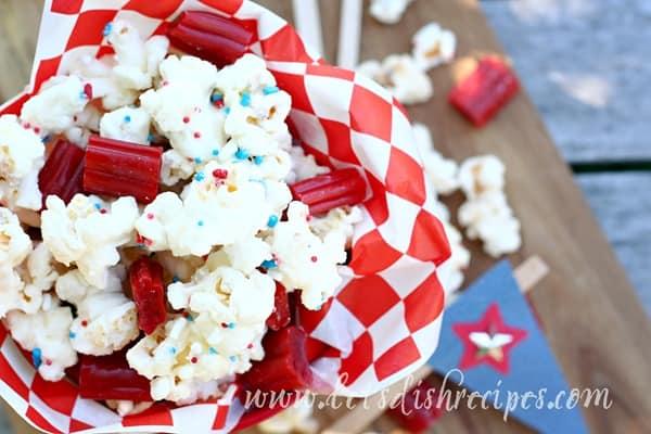 Twizzler PopcornWB