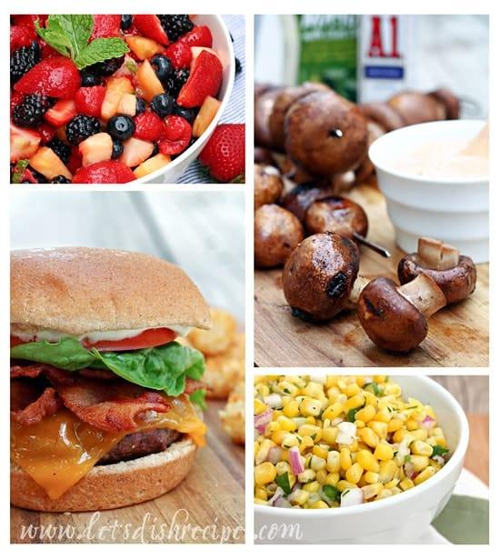 Dinner-Collage