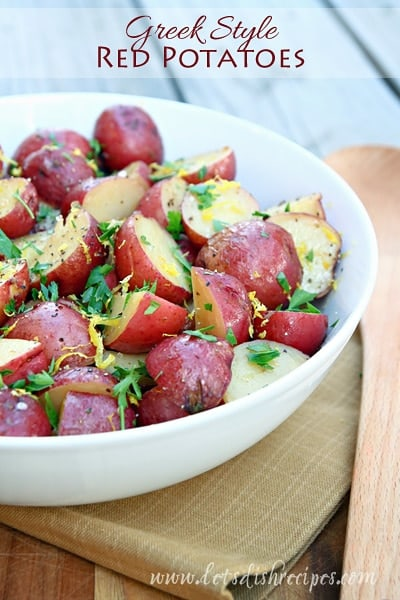 Greek-Potatoes