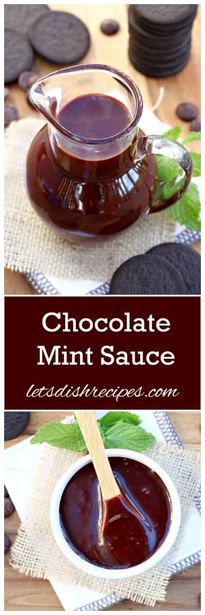 Mint Sauce Pin