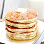 Favorite Big Fluffy Pancakes