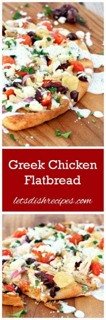 Greek Flatbread Pin