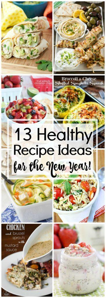 Healthy Recipes Ideas