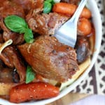 Slow Cooker Italian Pot Roast