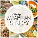 Easy Meal Plan Sunday {Week 83}