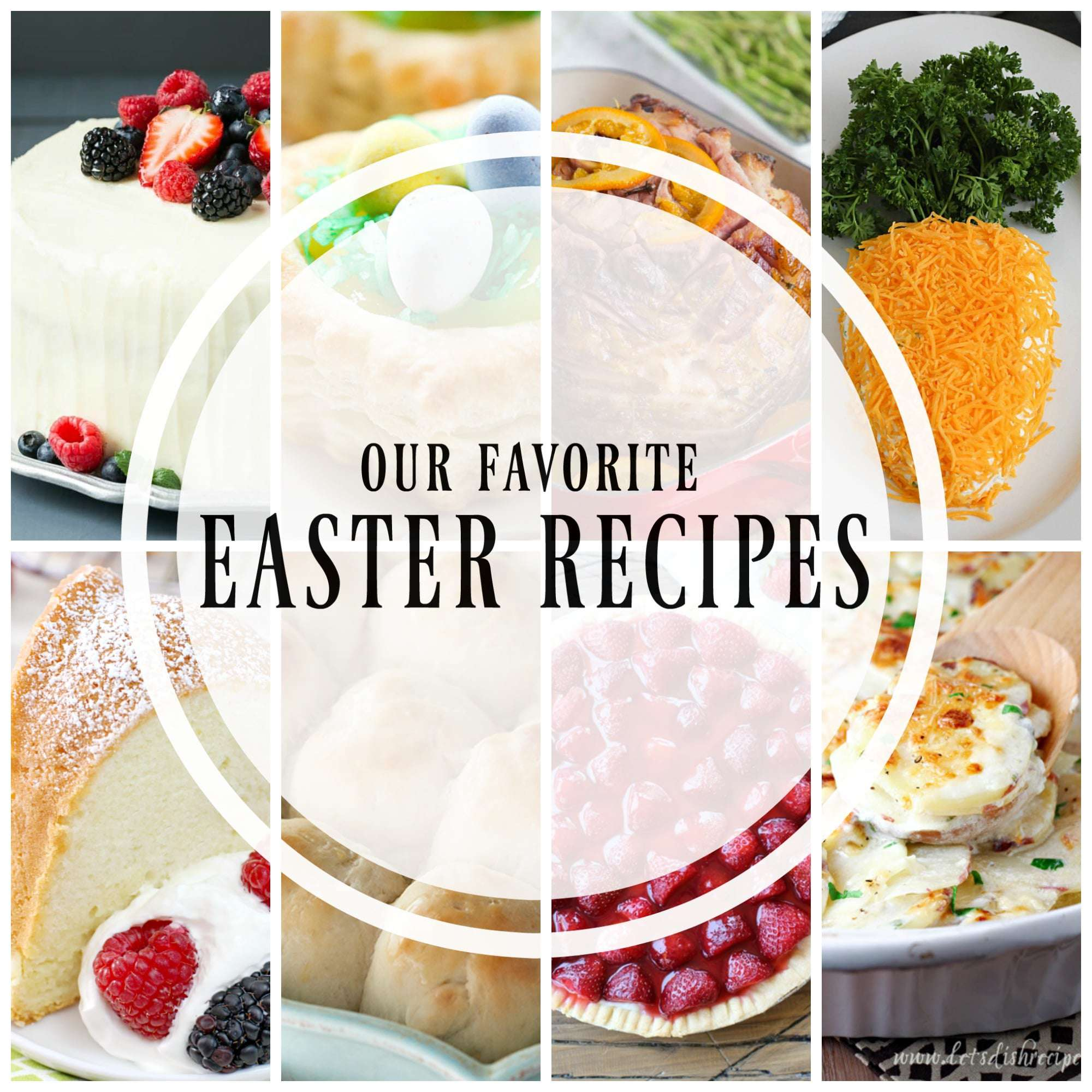 Easter Recipe Round-Up