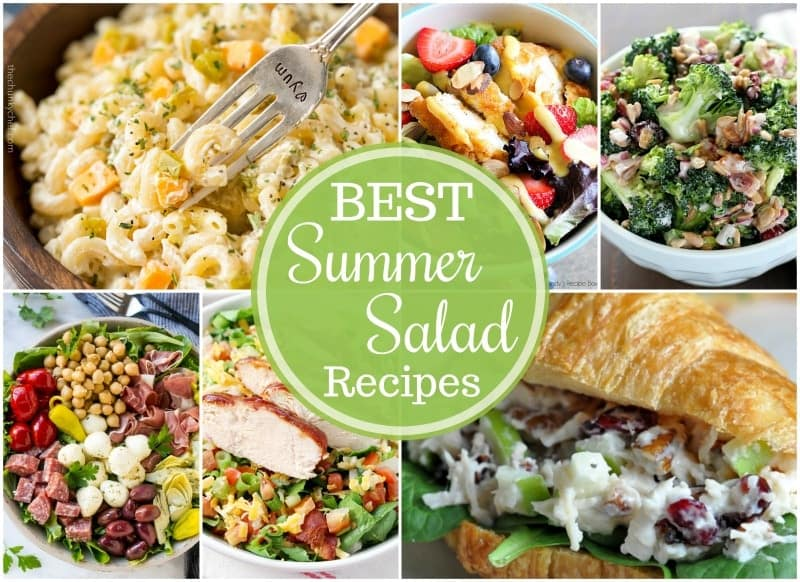 The Best Summer Salads
