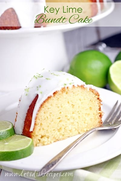 Key Lime Bundt Cake Recipe Cake Mix