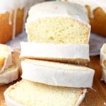 Easy Eggnog Pound Cake