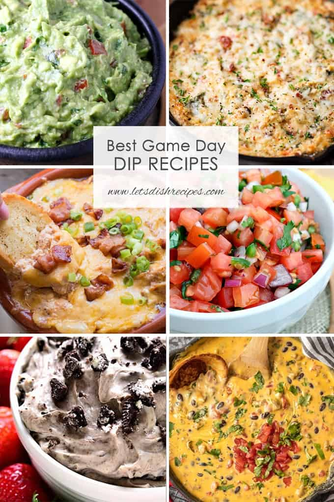 Best Game Day Dip Recipes | Let's Dish Recipes