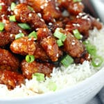 Shortcut Apricot Soy Chicken
